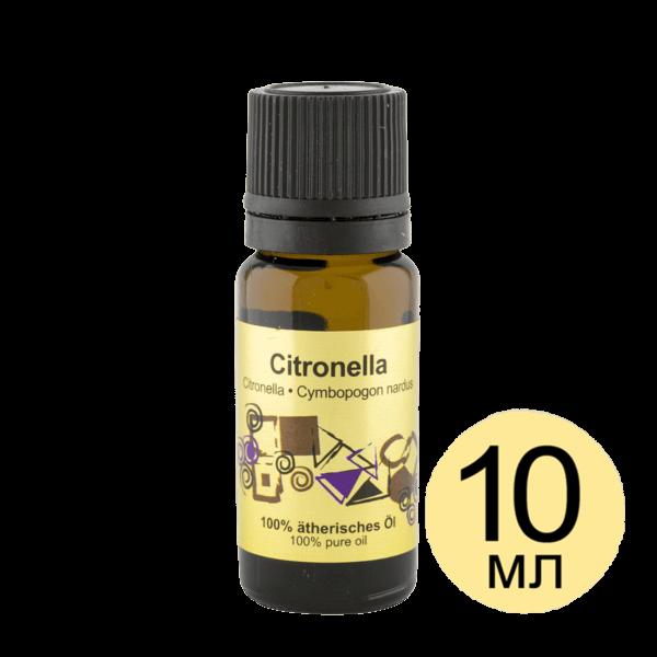 Эфирное масло Цитронелла