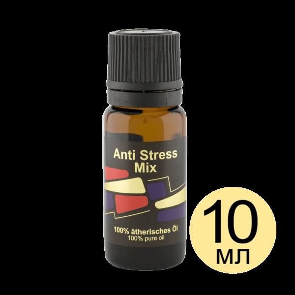 Смесь эфирных масел от стресса