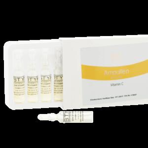 Витамин С - для утомленной кожи