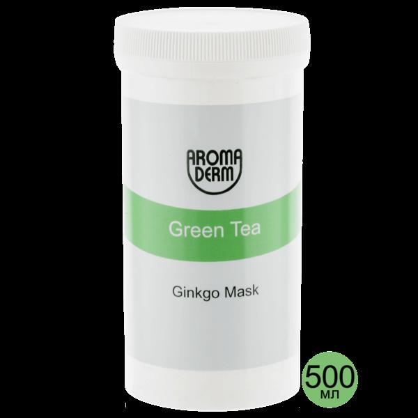 Маска Зеленый чай и Гинко билоба, 500