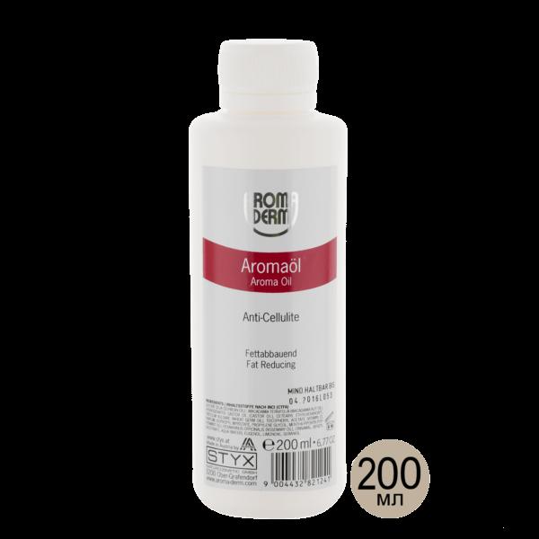 Ароматическое масло антицеллюлит