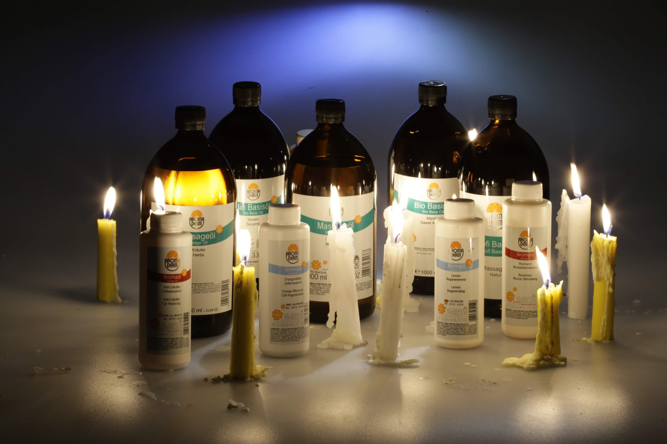 Ароматические масла STYX Aromaderm
