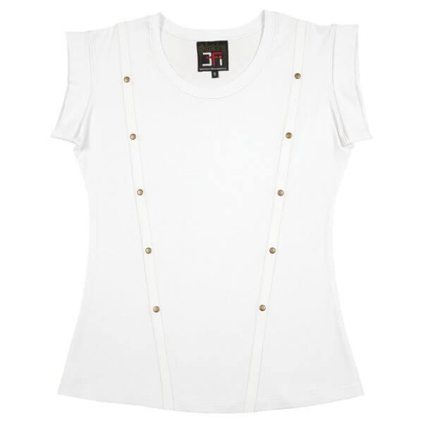 Женская футболка белая ANTIC