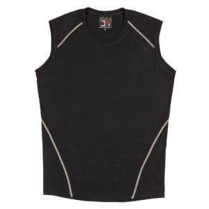 Мужская футболка черная CLASSIC
