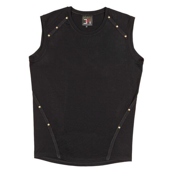 Мужская футболка черная ANTIC