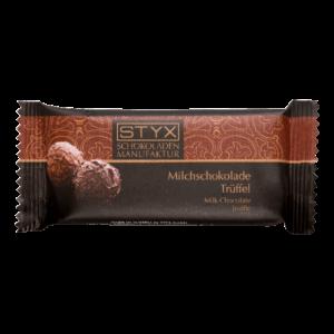Молочный шоколад STYX с трюфелем