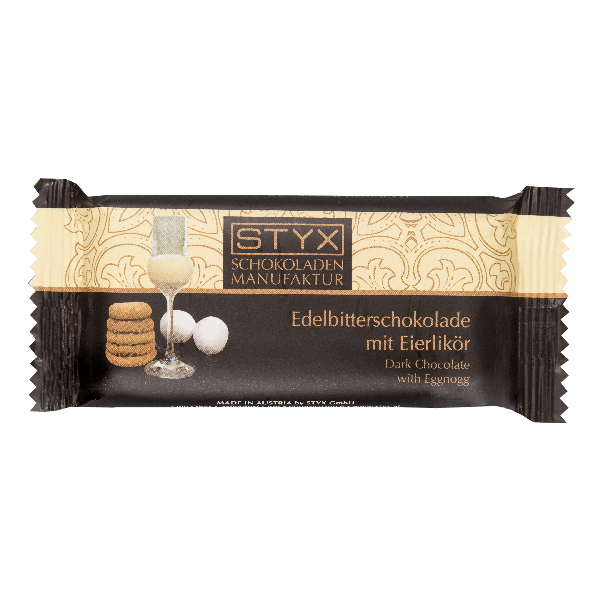 Горький шоколад STYX гоголь-моголь