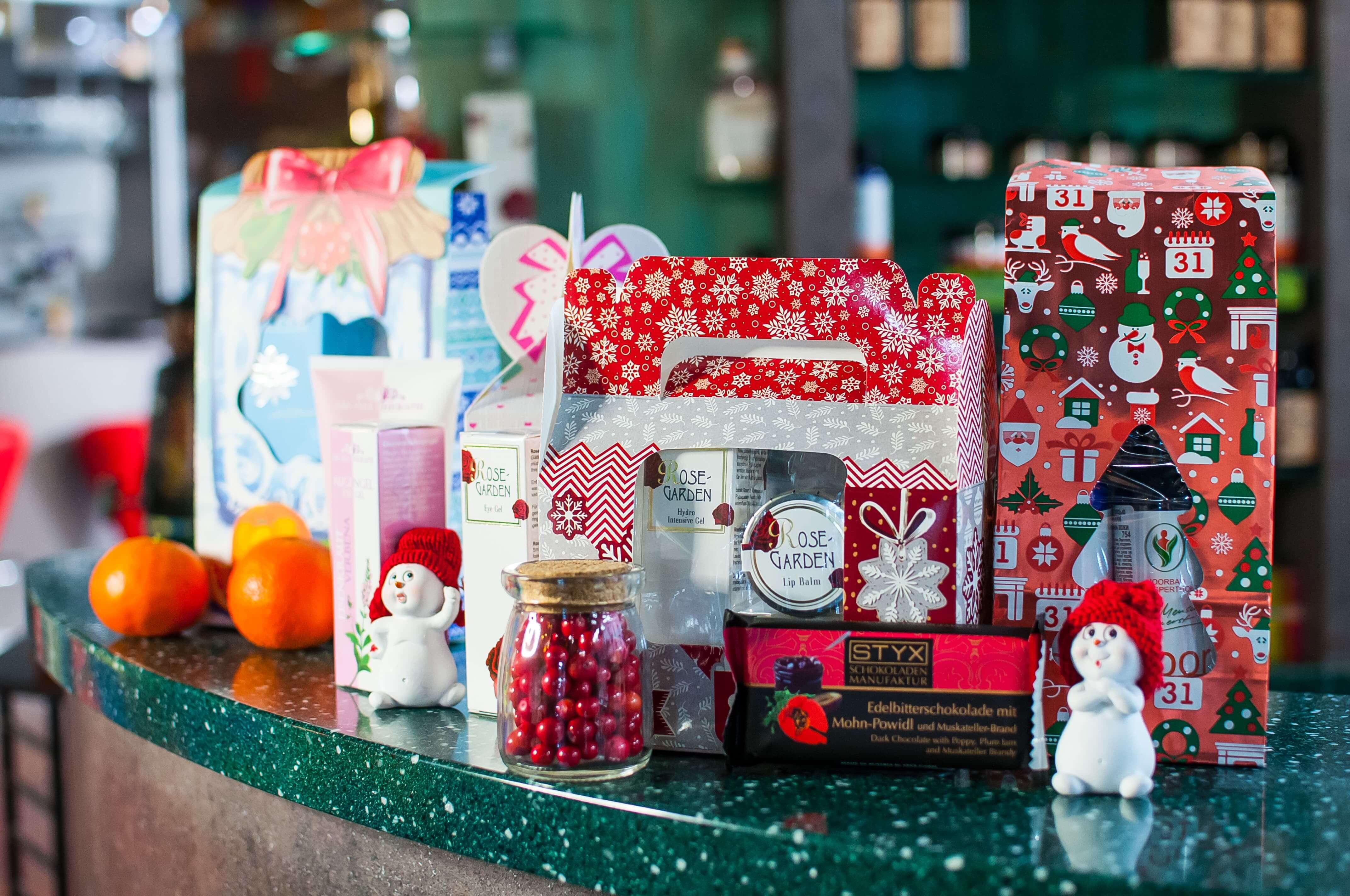 Рождественские чудеса - скидки до 15% на продукцию STYX